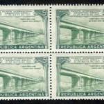Selo-Ponte Brasil-Argentina